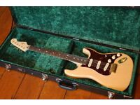 Fender Stratocaster DeLuxe Player Immaculate PX USA Strat or Telecaster Maple Neck Cash Adjust