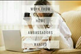 Online workers wanted