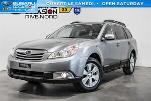2010 Subaru Outback Convenience MAGS+SIEGES.CHAUFFANTS