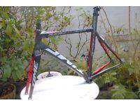 TIME RXRS ULTEAM Road Racing Carbon Frameset 53cm RRP£5499 V.G.C. ZXRS RXR LOOK Colnago Pinarello