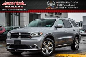 2014 Dodge Durango Limited|4x4|6Seater|Tow,Conven,RearEnt.Pkgs|S