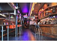Exciting Opportunity for a Bar Manager - Roxy Ball Room £20k to £25k Salary