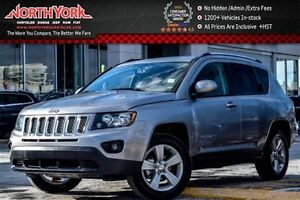 2016 Jeep Compass North 4x4|AC|Leather|Keyless_Entry|Sat Radio|P
