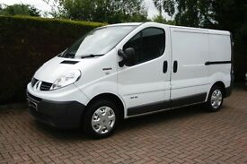 2010 Renault Trafic SL27 EXTRA DCI - 105000 miles - Finance available
