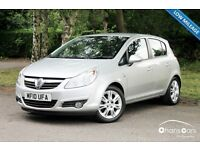 2010 Vauxhall Corsa 1.2 i SE 5dr (a/c) £4295
