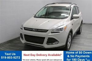 2013 Ford Escape SE 1.6L ECOBOOST w/ NAVIGATION! HEATED SEATS! A