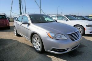 2013 Chrysler 200 Touring Factory remote start heated seats Allo