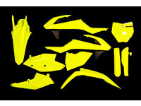 New KTM SX 125 SXF 250 350 450 2016 17 Acerbis Plastic Kit Neon Yellow Motocross
