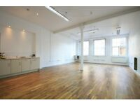 Creative warehouse space // 1,000 sf // £50,000 pa