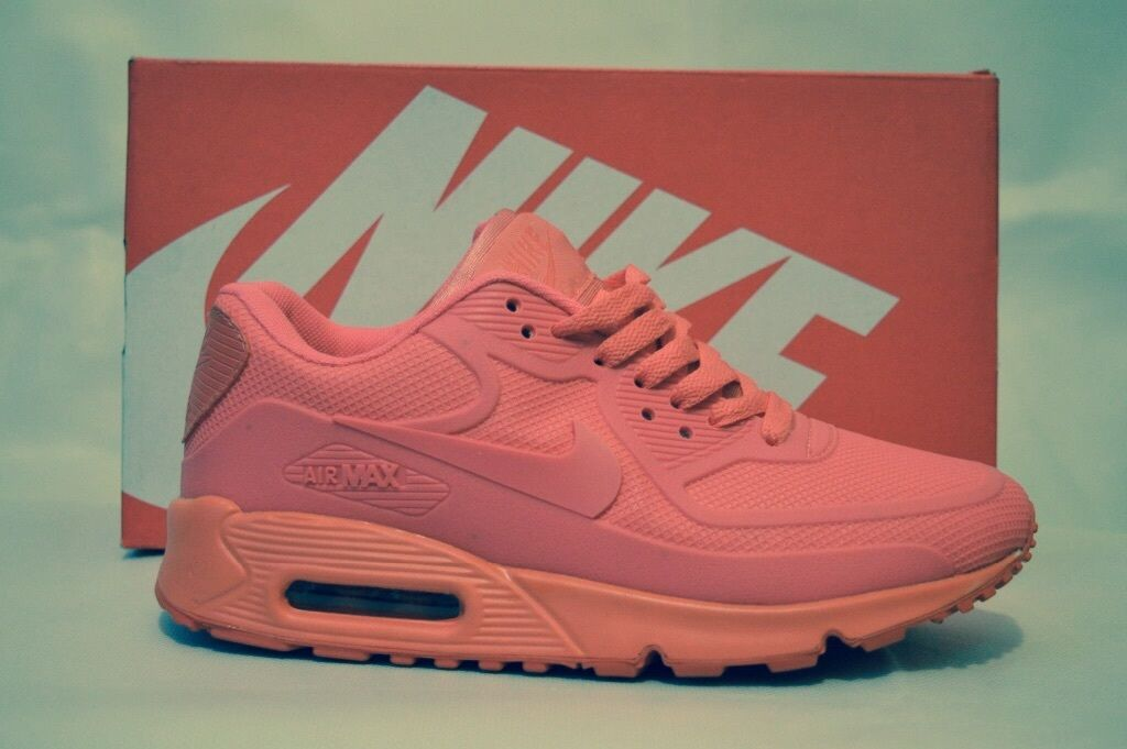jsnqi Nike Air max 90 limited edition pink rubber latest Christmas