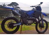 Yamaha yz125 super evo 2001
