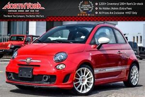 2015 Fiat 500C Abarth|160HPTurbo|CleanCarProof|Convertible|Bluet