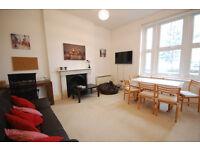One bedroom, 1st floor flat, overlooking Turnham Green in Chiswick.
