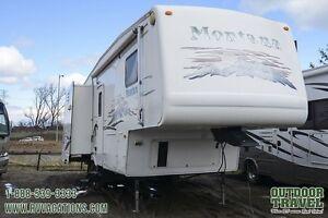 2003 Keystone RV Montana 2880RL Fifth Wheel