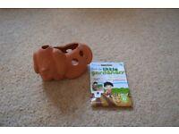 Dog Planter and Cress Seeds - FREE