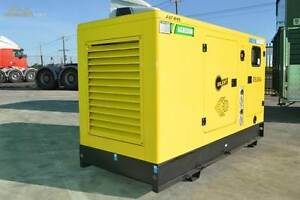 NEW 25KVA DIESEL GENERATOR SILENT FARM CIVIL FORKLIFT WELDING Campbellfield Hume Area Preview