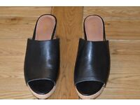 Ladies NEXT Wedge Sandals