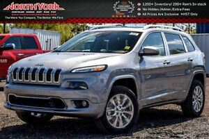 2016 Jeep Cherokee NEW Car|Overland 4x4|Tech Grp|Nav|Bluetooth|R