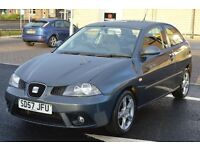 SEAT IBIZA FORMULA SPORT 100BHP 3dr MINT CONDITION
