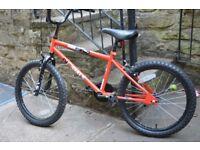 Boys bike £20, hardly been used.