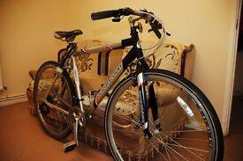 Akin's Used & New Merchandise (Barracuda Men's Liberty Trekking Bike - Silver/Black (Wheel 700C))