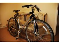 Akin's Used & New Merchandise (Barracuda Men's Liberty Trekking Bike - Silver/Black (Wheel 700C))