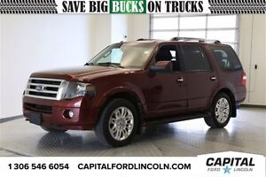 2012 Ford Expedition Limited 4WD **New Arrival**