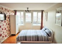 AMAZING DOUBLE ROOM AVAILABLE NOW IN SHADWELL E1 - NO ADMIN FEES
