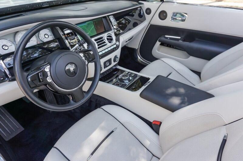 Image 11 Coche Americano usado Rolls-Royce Dawn 2016