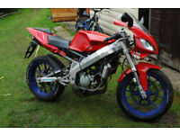 2008 Aprilia RS50 MY06 Spares or Repair Project £400 ono