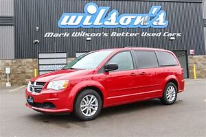 2014 Dodge Grand Caravan SXT REAR CAMERA! TV/DVD! $78/WK, 4.74%