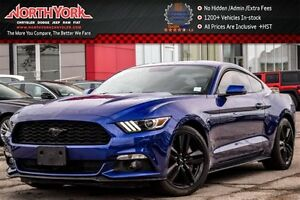 2016 Ford Mustang EcoBoost Premium|Manual|Nav|Backup Cam|19Black