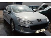 Peugeot 407 2004 in immaculate condition With MOT