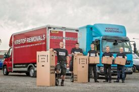Kristof Removals Moving Company You Trust