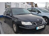 2005 Saab 9-3 Diesel In excellent condition with 1 year MOT until January 2018