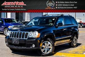 2010 Jeep Grand Cherokee Limited 4x4|Accident Free|Sunroof|Leath