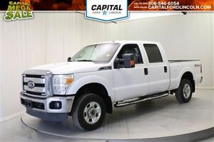 2011 Ford F-250 XLT CREW CAB PST PAID