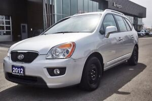 2012 Kia Rondo JustTraded / POWER GROUP / WINTER TIRES INCLUDED