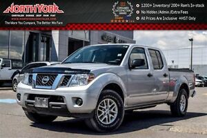 2014 Nissan Frontier SV 4x4 Tow Hitch Sat Radio Keyless_Entry To
