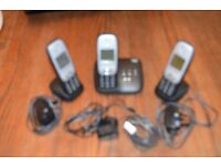 Home Phone Set with Answerphone