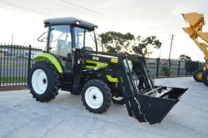 2017 Agrison 60HP ULTRA G3 + AIRCON + 6FT SLASHER + TINTED WINDOW