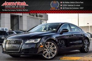 2013 Audi A7 3.0 Premium |Quattro|Sunroof|Nav|HeatSeats|Bose|Ba