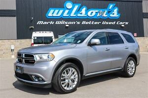 2016 Dodge Durango LIMITED NAVIGATION! DUAL DVD 7-PASS! LEATHER!