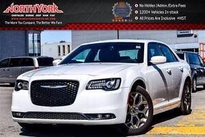 2016 Chrysler 300 S AWD|Pano_Sunroof|Nav|Beats Audio|Leather|Bac