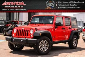 2015 Jeep WRANGLER UNLIMITED Rubicon|Manual|CleanCarProof|Power&