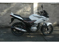HONDA CBF125, 2012, 10,000 MILES