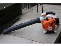 Petrol garden blower Stihl SH86