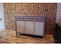 """""""Leganés"""" SIDEBOARD ,DRAWERS, TV UNIT, SHABBY CHIC, VINTAGE,free local delivery"""
