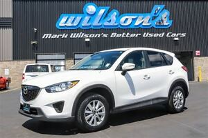 2015 Mazda CX-5 GX POWER PACKAGE! KEYLESS ENTRY! ALLOYS! $64/WK,