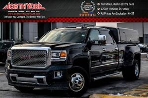 2016 GMC Sierra 3500HD Denali AWD|Diesel|Dually|Nav|SpaceKap|Lea